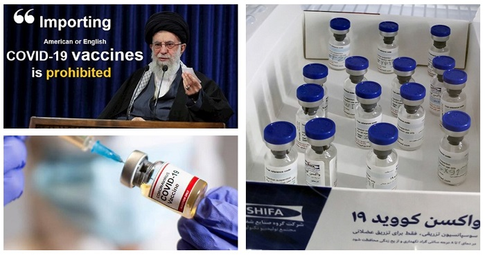 The Failure of Iran's Domestic Vaccine Is the Reason Behind the Rising COVID-19 Death Toll article photo