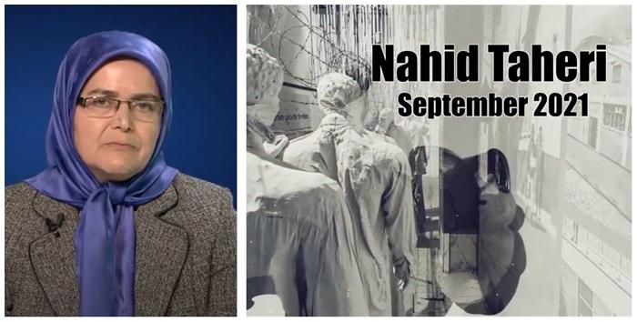 Ms. Nahid Taheri former political prisoner