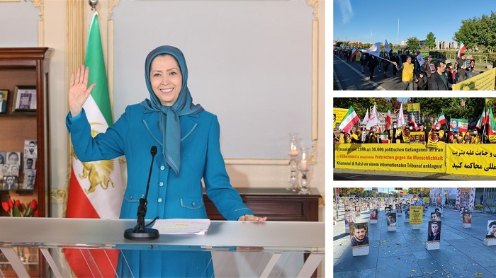 Maryam Rajavi Sent a Message on the World Day Against the Death Penalty
